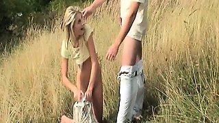 Teen Outdoor Sex 7