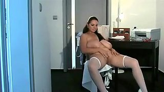 Fabulous amateur Stockings, Striptease porn movie