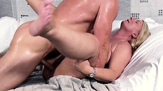 german chubby mom seduced son for inzest