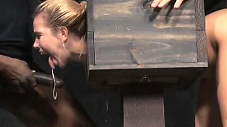 Messy Deepthroat and Extreme BDSM Fuck!