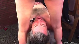 mistress and concurrently a whore wife veruca jaimes humiliates her cuckold