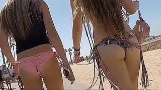Cute Teen Bikini Ass 2