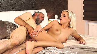 Hotel maid old man first time Surprise your girlcrony and