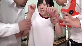 Jav Girl School romance scene