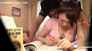 Innocent Girl and a Lame Tutor - Click here for full video - http://taraa.xyz/UQA