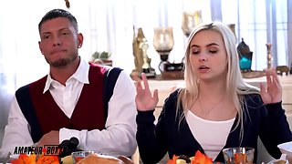 MIND CONTROLLED THANKSGIVING FAMILY