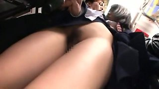Crazy Japanese slut Nozomi Aiuchi, Aki Nagase, Mei Akizuki in Best Stockings, Fingering JAV scene