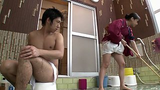 Best Japanese model in Horny Amateur, Maid JAV scene
