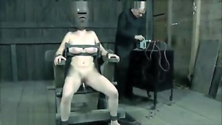 Extreme BDSM with Cages and Chains