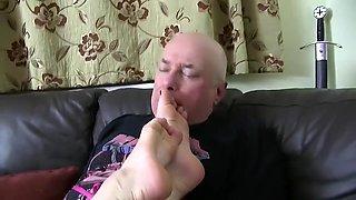 Crazy sex movie Feet exotic ever seen