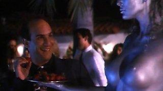 Tracy Tweed,Julie Strain,Traci Dali in Sunset Heat (1992)