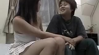 Asuka Innocent Asian Chick Enjoys Lots Of Kinky Sex