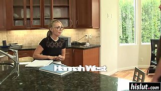 Teen babe gets plowed by her teacher