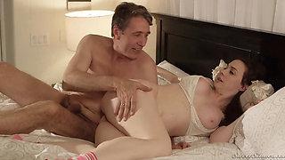 Chanel Preston Fucks with her Father Figure