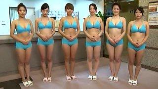Amazing Japanese slut Sumire Matsu, Emiri Momoka, Kaoru Hirayama in Hottest Showers JAV video