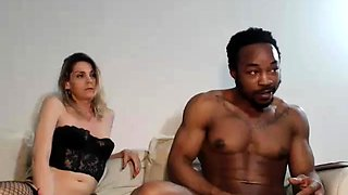 Interracial cuckold reality