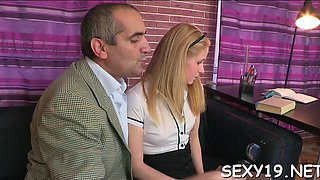 doggystyle humping with tutor amateur movie 4