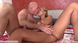 horny dad fucks his daughter in the bathroom carmen caliente