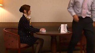 Amazing Japanese girl Yuria Ashina in Incredible Fetish, Creampie/Nakadashi JAV movie