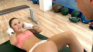 Nikkita's New Trainer
