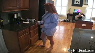One of my favorite things to do with my mistress is fucking in the kitchen