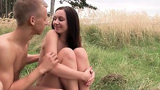 Dirty teen masturbation first time First time outdoor sex