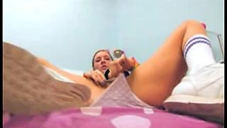 Hot big butt babes playing with huge dildos