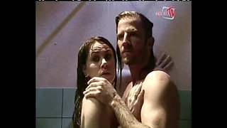 Cuckold husband enjoys his wife's pleasure