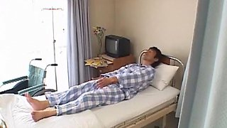Fabulous Japanese girl Jun Kiyomi in Amazing Nurse JAV movie