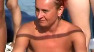 Nude Beach - Beauty Contest