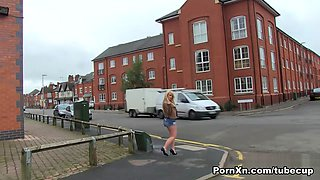Bonnie D - Pissing In Public - PornXn