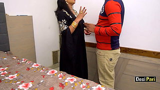 Desi Pari Got Fucked By Cousin Brother With Dirty Hindi Talk