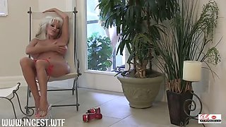 aunt sally fucking her nephew incest porn video