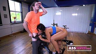 Rose Monroe Sex Workout