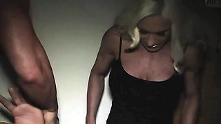 Female Bodybuilders Gloryhole Muscle Worship