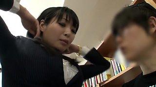Fabulous Japanese chick Kaori Otonashi, Ayako Kano, Miwako Yamamoto in Best cougar JAV video
