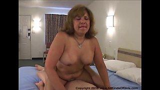 Anal Mature Big Butt Mexican MILF Latina GILF