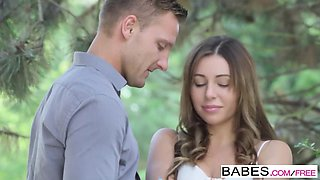 Babes - Elegant Anal - Matt Ice and Ally Bree