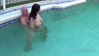 uncle jack's niece-pool sports -april dawn
