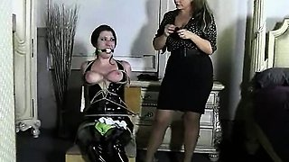 Kinky Girl BDSM Roleplay And Spanking