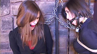 Office Workers Learn NOT TO Mess With A Dominatrix