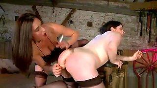 Smoking Fetish Lesbians 015 lezdom