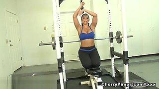 Brianna Jordan in Fitness Whore - CherryPimps