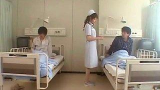 Fabulous Japanese girl Erika Sato in Best Threesomes, Blowjob JAV video