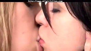 tub kissing