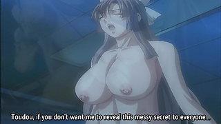 Cleavage hentai OVA #2 English subtitles uncensored (2006)