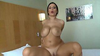 Big Tits Secretary MIlf Fucked