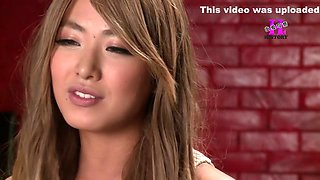 Incredible Japanese girl Kana Yume in Amazing fingering, cumshots JAV video