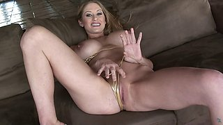 Dick craving Abby Rode is in need of her partner's boner