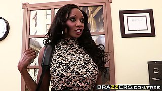 Brazzers - Big Tits at Work - Give Me Your Br